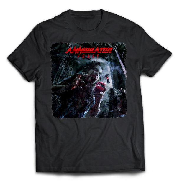 футболка Annihilator
