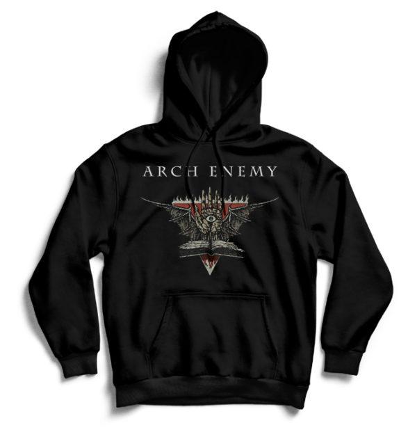 худи Arch Enemy
