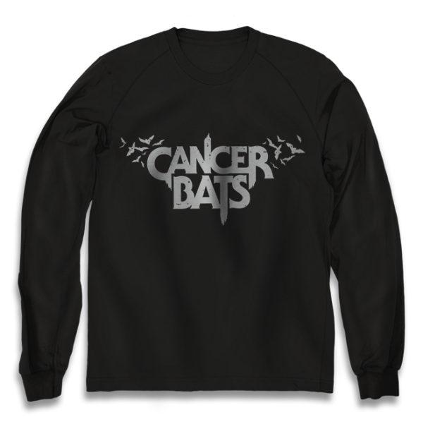 свитшот Cancer Bats