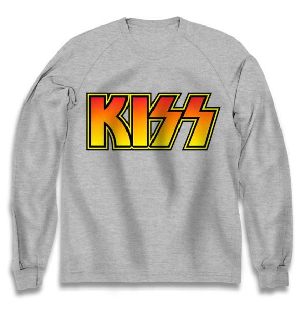 свитшот Kiss
