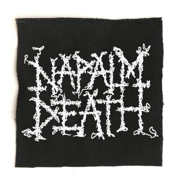 нашивка Napalm Death