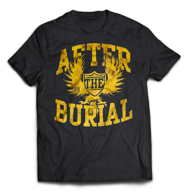 футболка After The Brutal