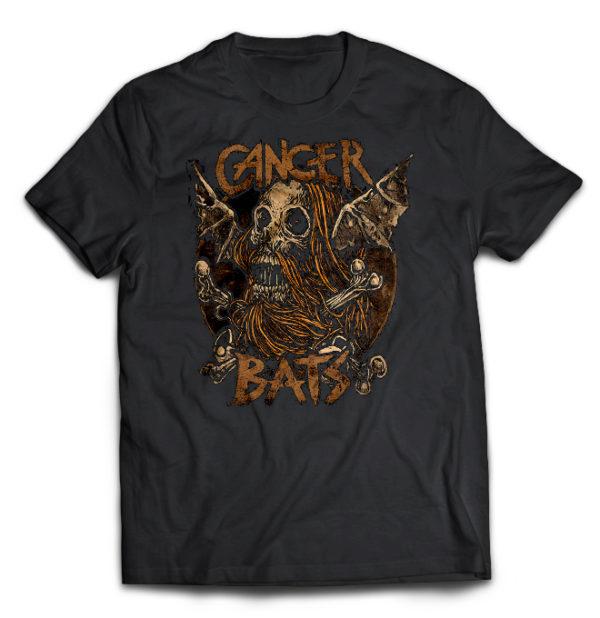 футболка Cancer Bats