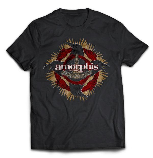 футболка Amorphis