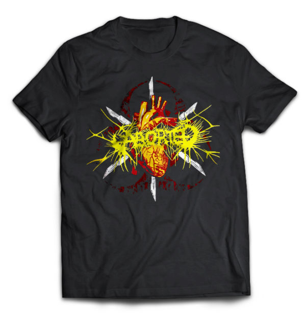 футболка Aborted