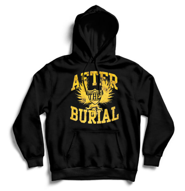худи After The Brutal