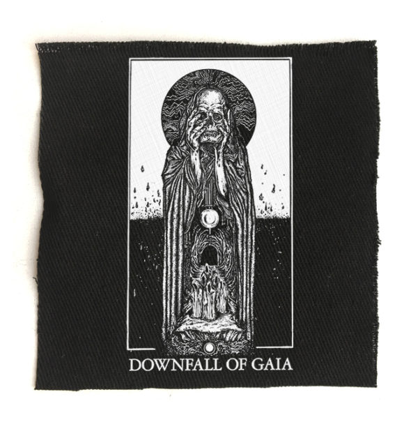 нашивка Downfall Of Gaia