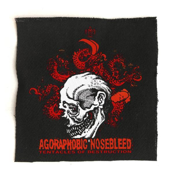 нашивка Agoraphobic Nosebleed