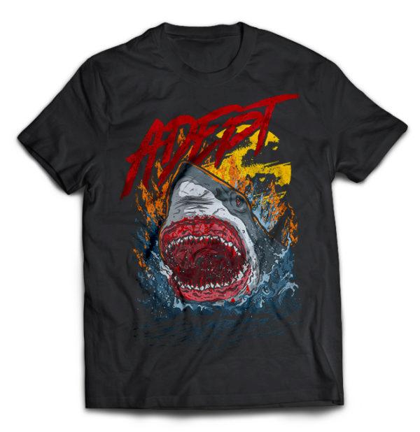 футболка Adept
