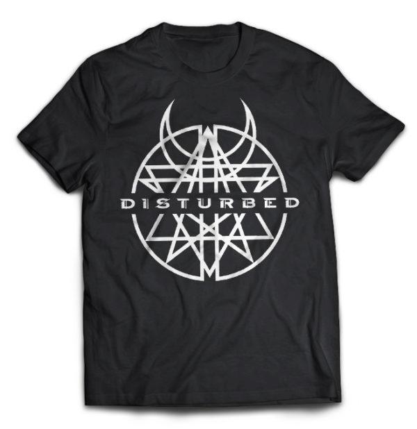 футболка Disturbed