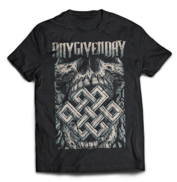 футболка Any Given Day