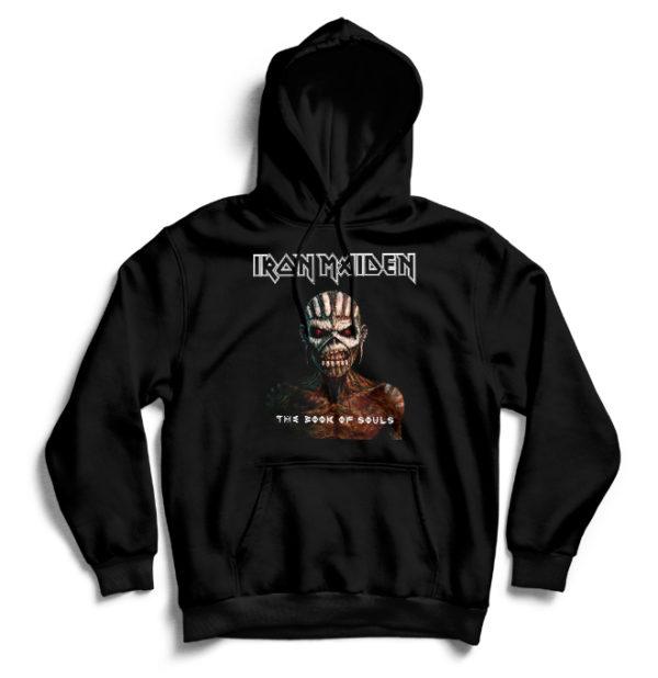 худи Iron Maiden