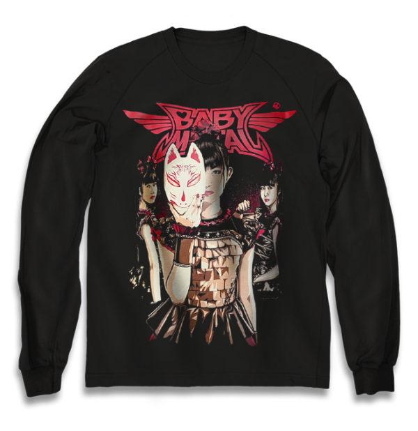 свитшот Babymetal