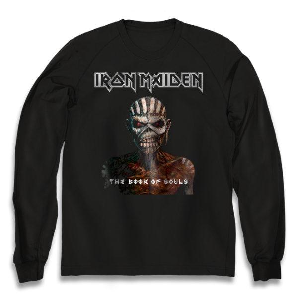 свитшот Iron Maiden