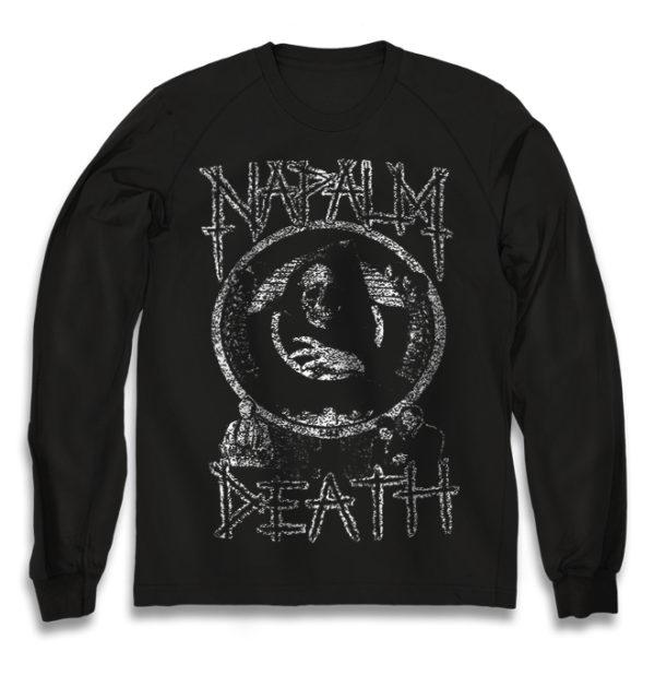 свитшот Napalm Death