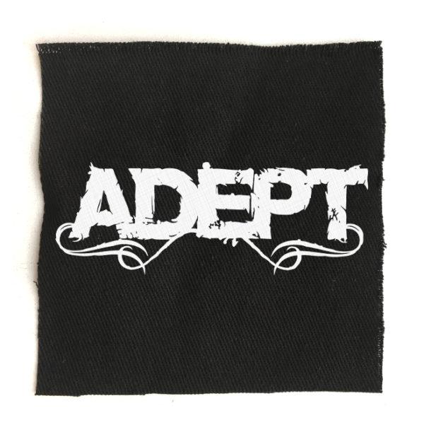 нашивка Adept