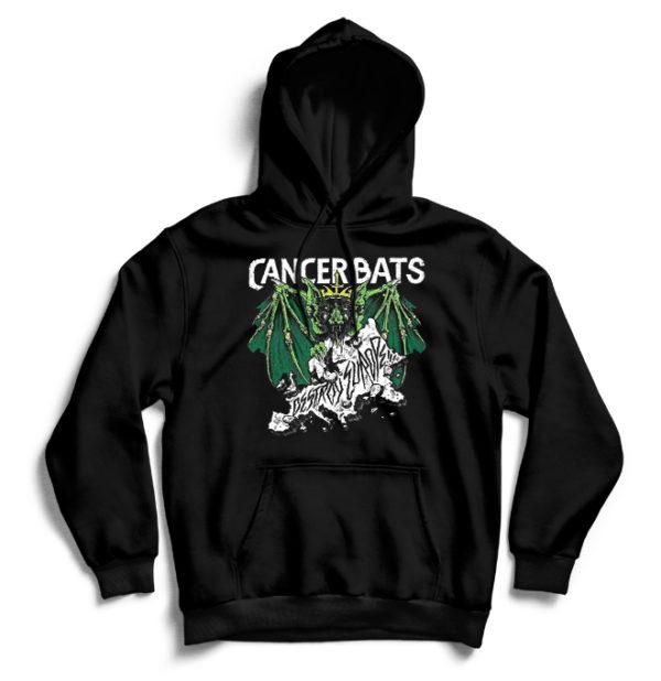 худи Cancer Bats