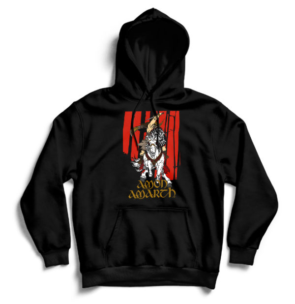 худи Amon Amarth