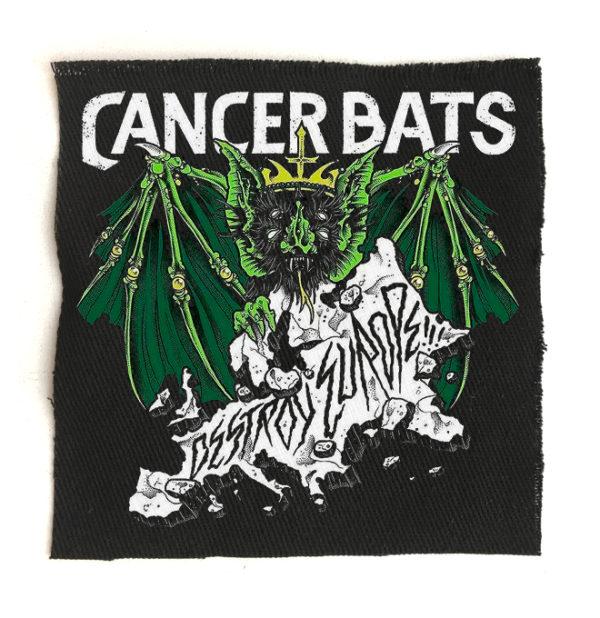 нашивка Cancer Bats