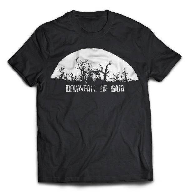 футболка Downfall Of Gaia