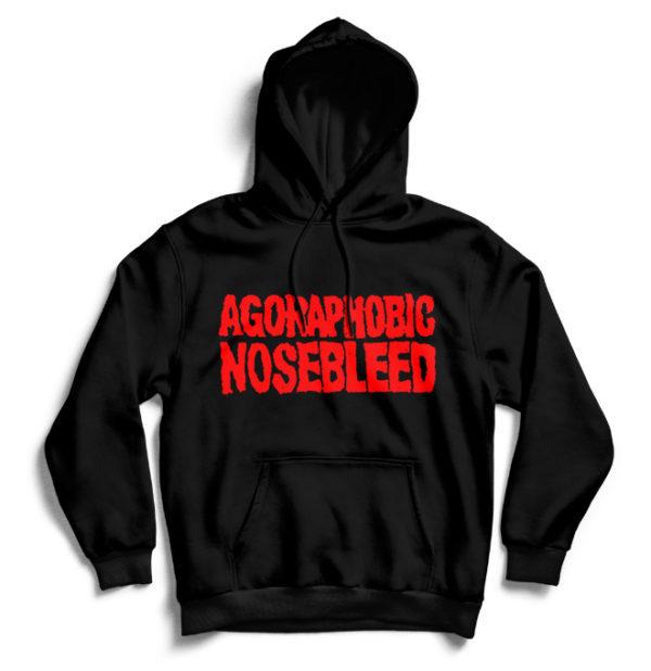 худи Agoraphobic Nosebleed