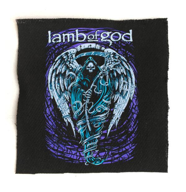 нашивка Lamb Of God