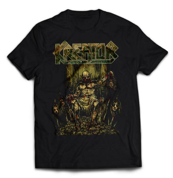 футболка Kreator