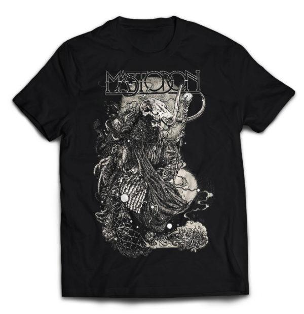 футболка Mastodon