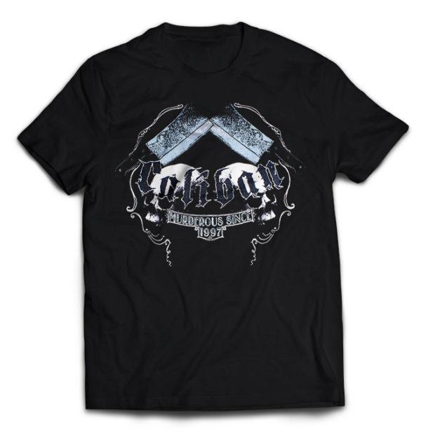 футболка Caliban