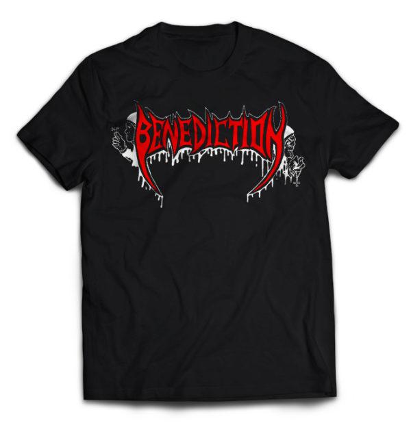 футболка Benediction