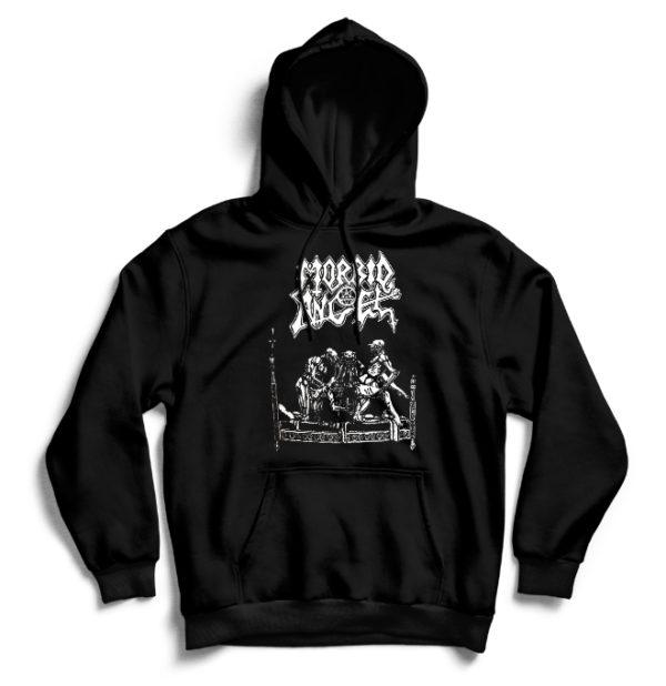 худи Morbid Angel