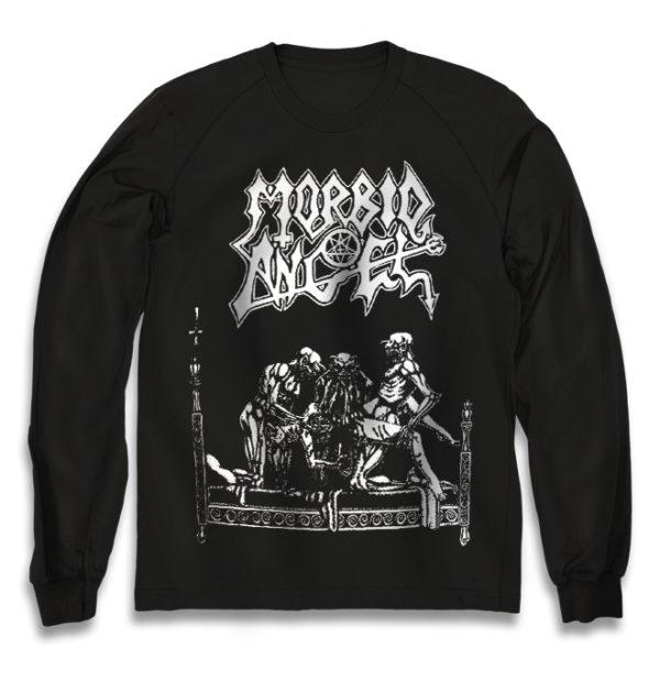 свитшот Morbid Angel