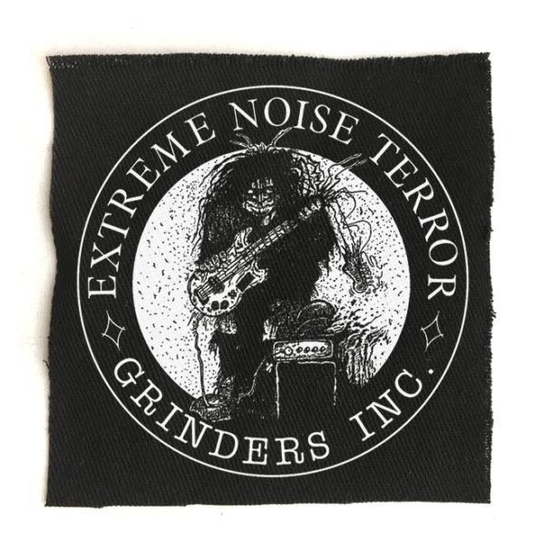нашивка Extreme Noise Terror