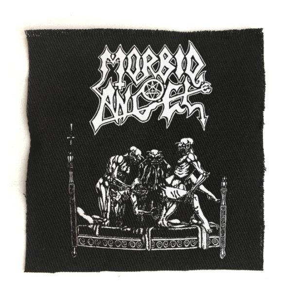 нашивка Morbid Ange