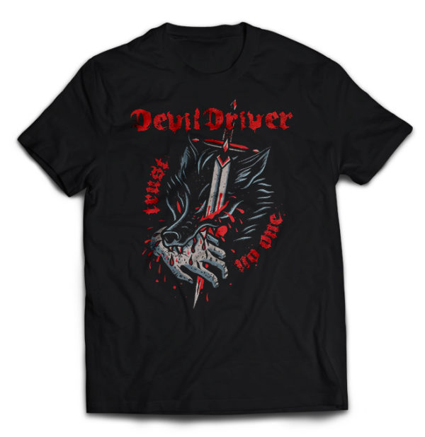 футболка DevilDriver