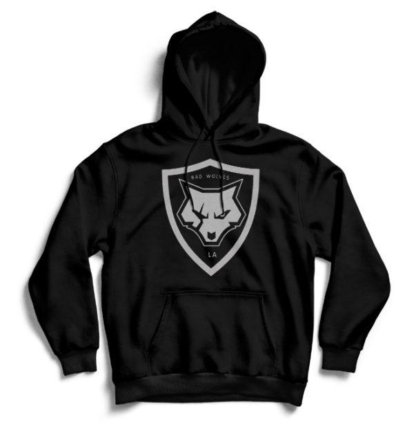 худи Bad Wolves