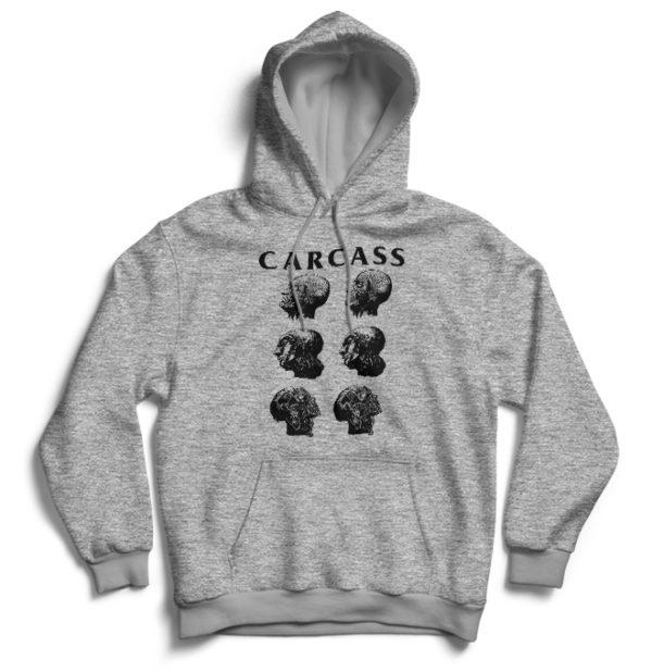 худи Carcass
