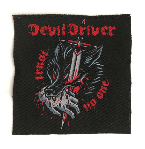 нашивка DevilDriver