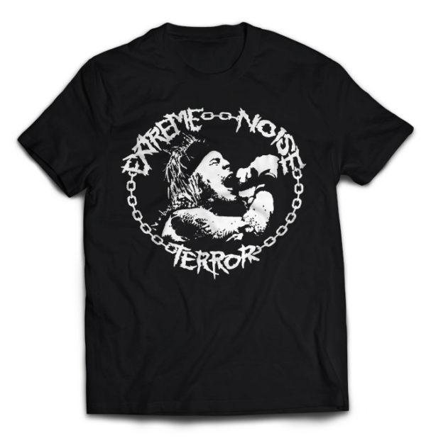 футболка Extreme Noise Terror
