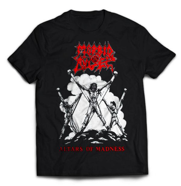 футболка Morbid Angel