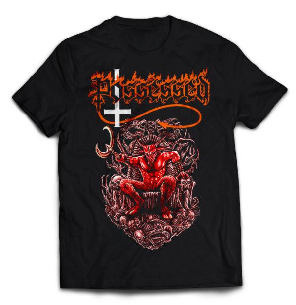 футболка Possessed
