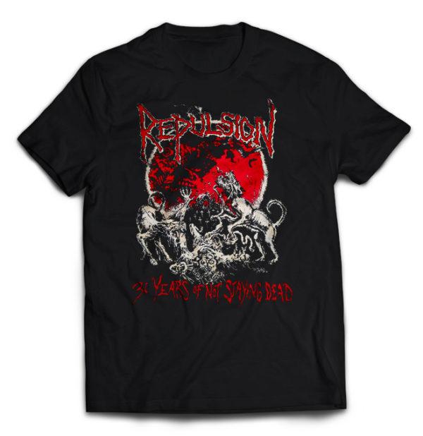 футболка Repulsion