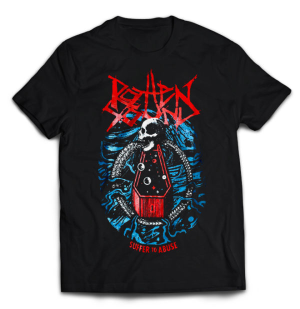 футболка Rotten Sound