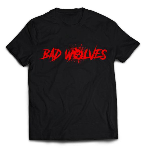 футболка Bad Wolves
