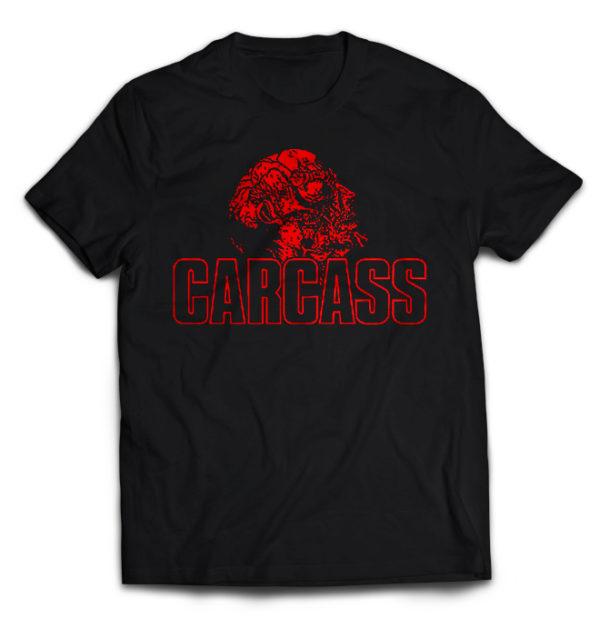 футболка Carcass