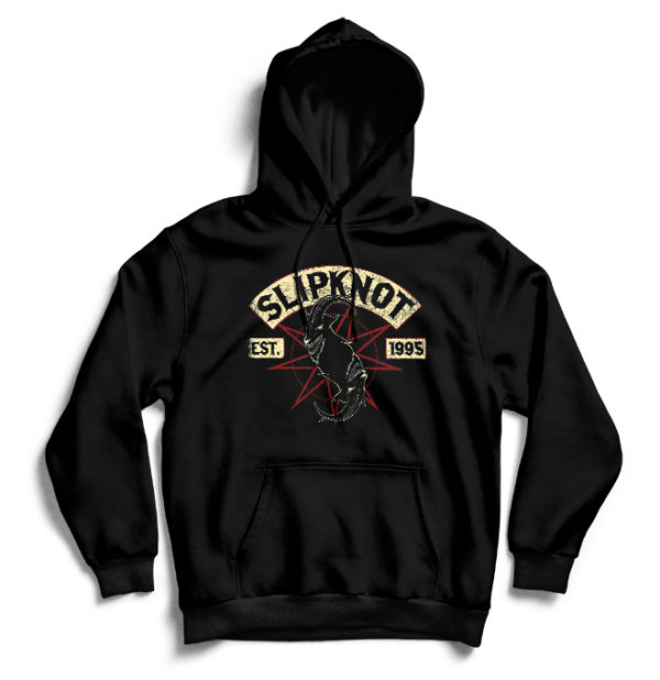 худи Slipknot