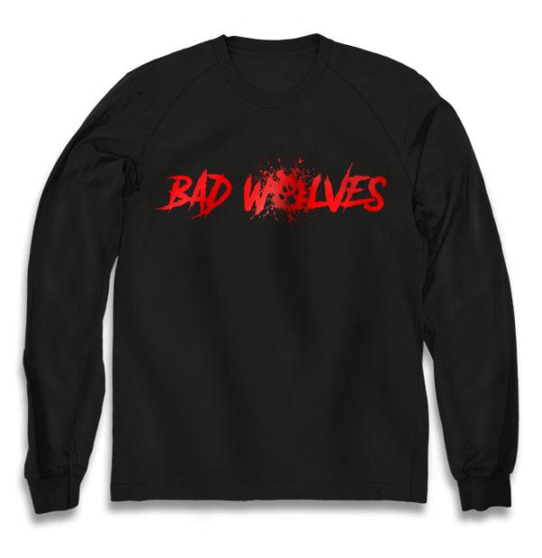 свитшот Bad Wolves
