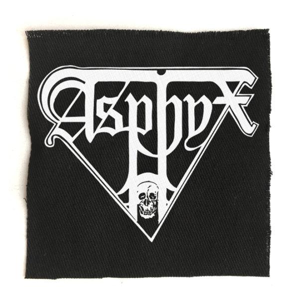 нашивка Asphyx