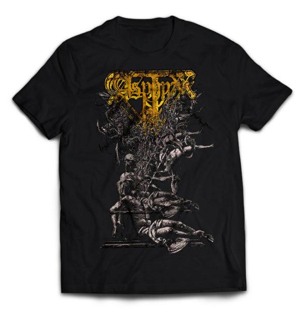 футболка Asphyx
