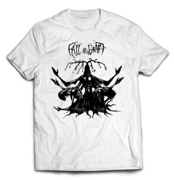 футболка белая Fall of efrafa